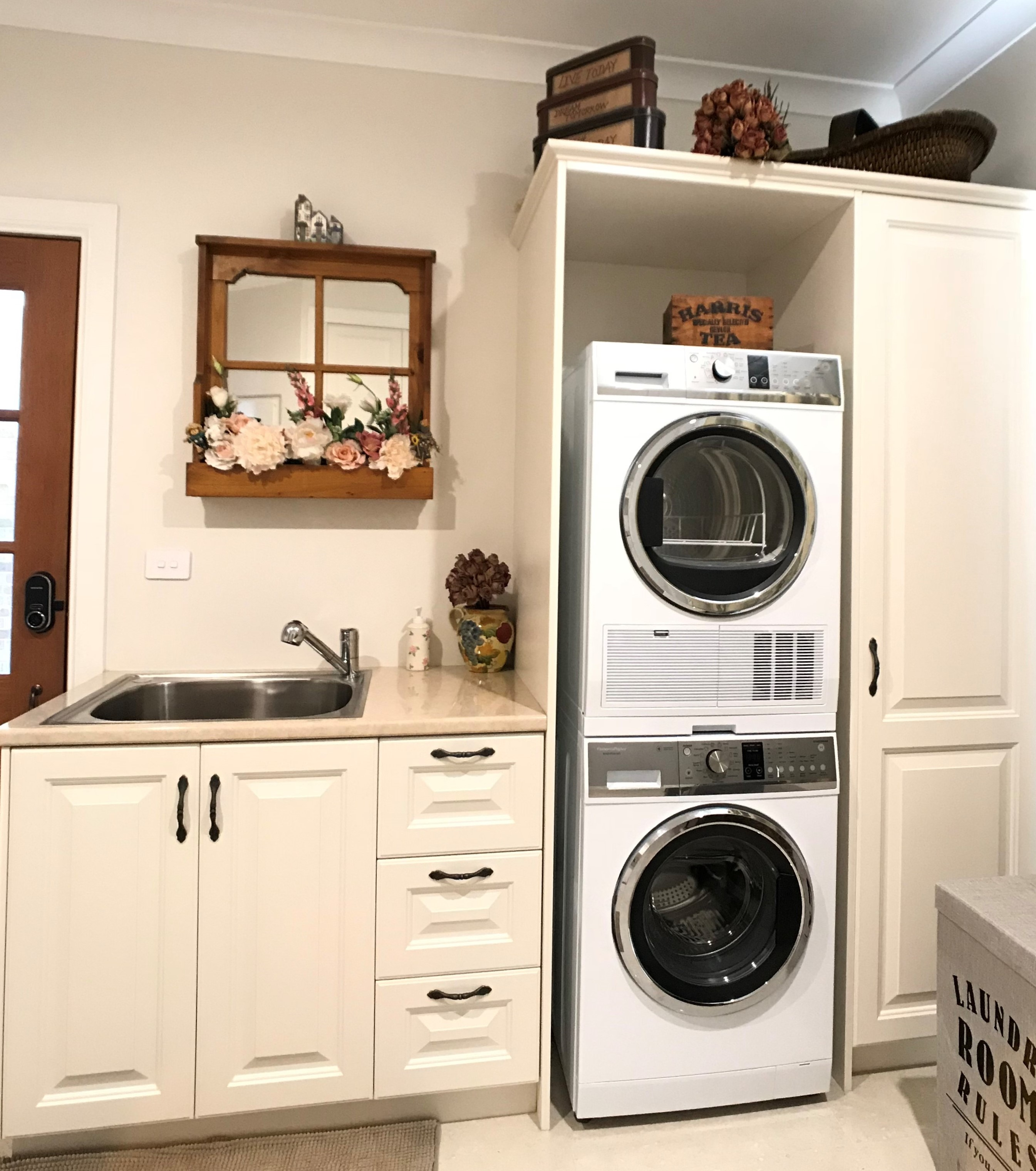 Laundry Renovations Canberra
