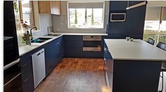 Paramount Creations renovated Kitchen.